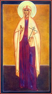 Santa Ágata Virgen Mártir