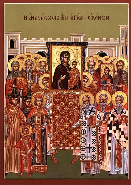 domingo de la ortodoxia (colores)